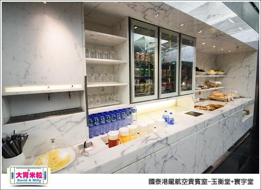 香港國際機場-國泰港龍航空-玉衡堂商務艙貴賓室@大胃米粒 0054.jpg
