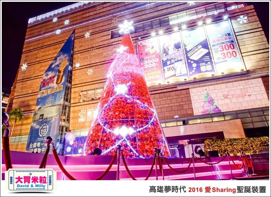 2016聖誕約會景點推薦@高雄夢時代 統一時代百貨 2016聖誕裝置@大胃米粒0028.jpg