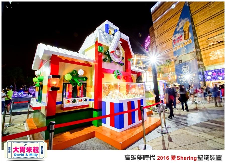 2016聖誕約會景點推薦@高雄夢時代 統一時代百貨 2016聖誕裝置@大胃米粒0034.jpg