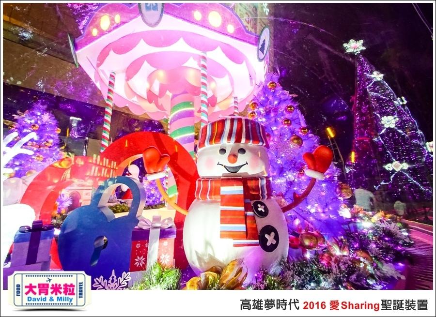 2016聖誕約會景點推薦@高雄夢時代 統一時代百貨 2016聖誕裝置@大胃米粒0045.jpg