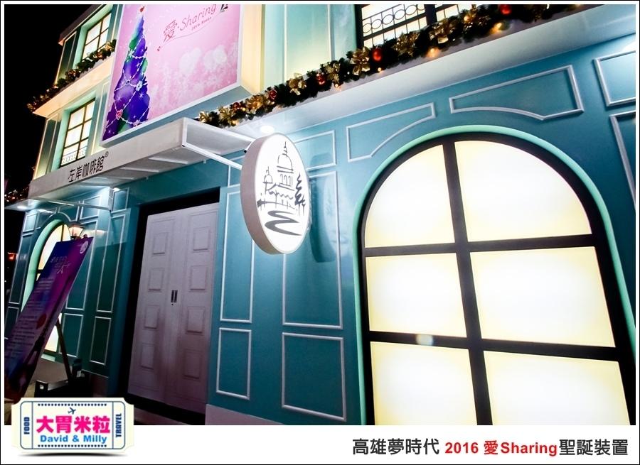 2016聖誕約會景點推薦@高雄夢時代 統一時代百貨 2016聖誕裝置@大胃米粒0052.jpg