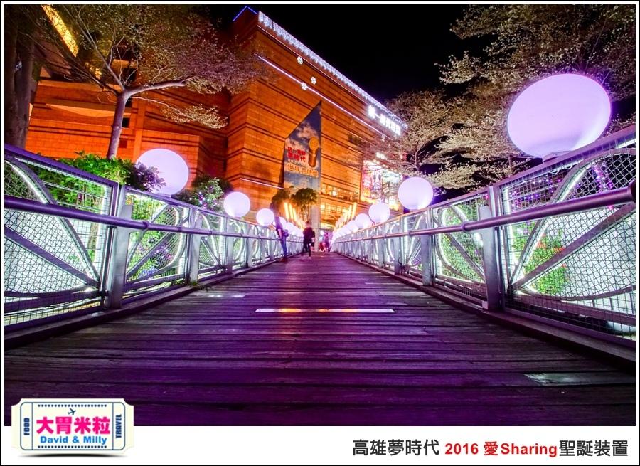 2016聖誕約會景點推薦@高雄夢時代 統一時代百貨 2016聖誕裝置@大胃米粒0056.jpg