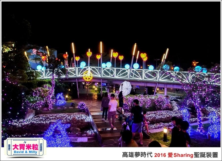 2016聖誕約會景點推薦@高雄夢時代 統一時代百貨 2016聖誕裝置@大胃米粒0059.jpg