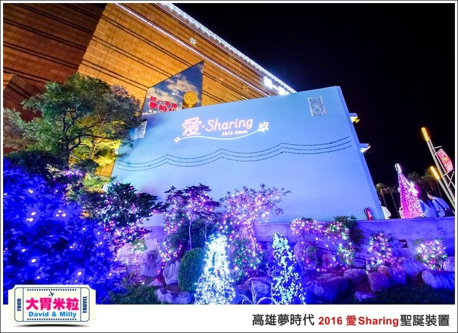 2016聖誕約會景點推薦@高雄夢時代 統一時代百貨 2016聖誕裝置@大胃米粒0043.jpg