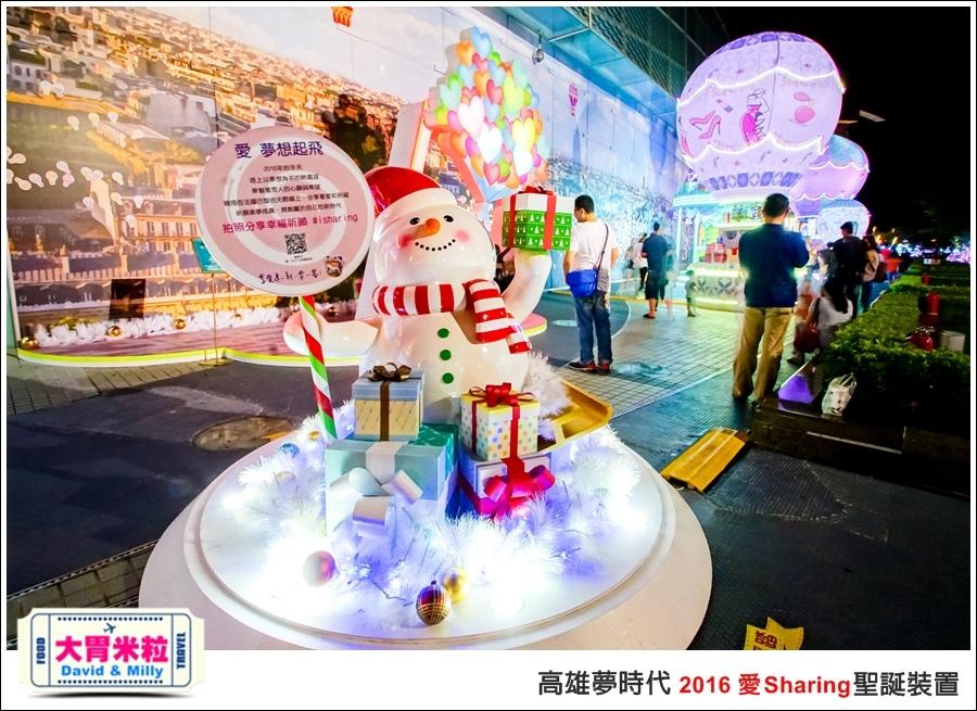 2016聖誕約會景點推薦@高雄夢時代 統一時代百貨 2016聖誕裝置@大胃米粒0065.jpg