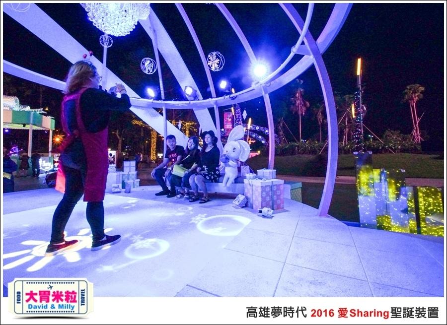2016聖誕約會景點推薦@高雄夢時代 統一時代百貨 2016聖誕裝置@大胃米粒0086.jpg