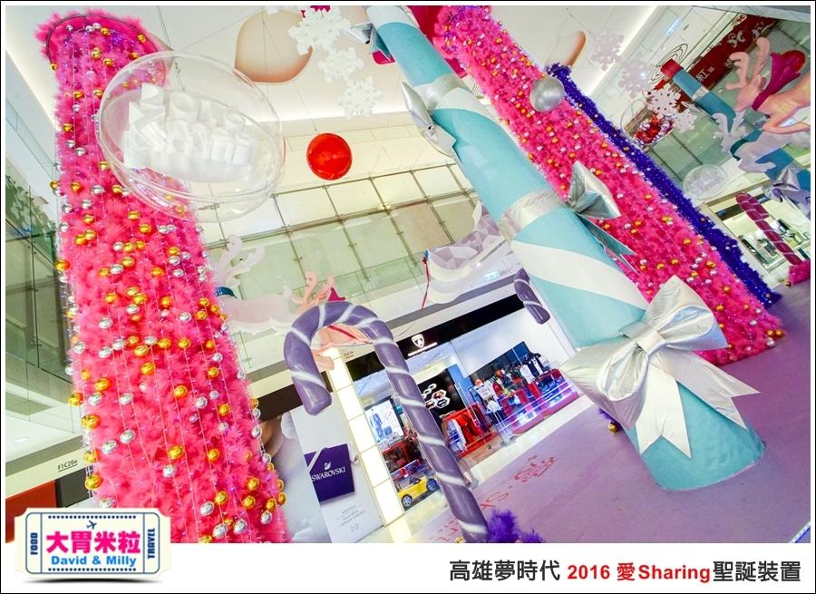 2016聖誕約會景點推薦@高雄夢時代 統一時代百貨 2016聖誕裝置@大胃米粒0093.jpg