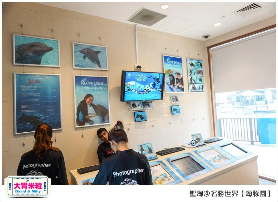 聖淘沙名勝世界必玩@海豚園體驗海豚伴遊@大胃米粒0043.jpg