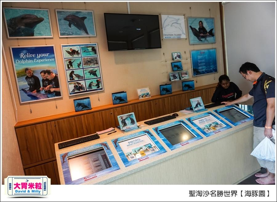 聖淘沙名勝世界必玩@海豚園體驗海豚伴遊@大胃米粒0045.jpg
