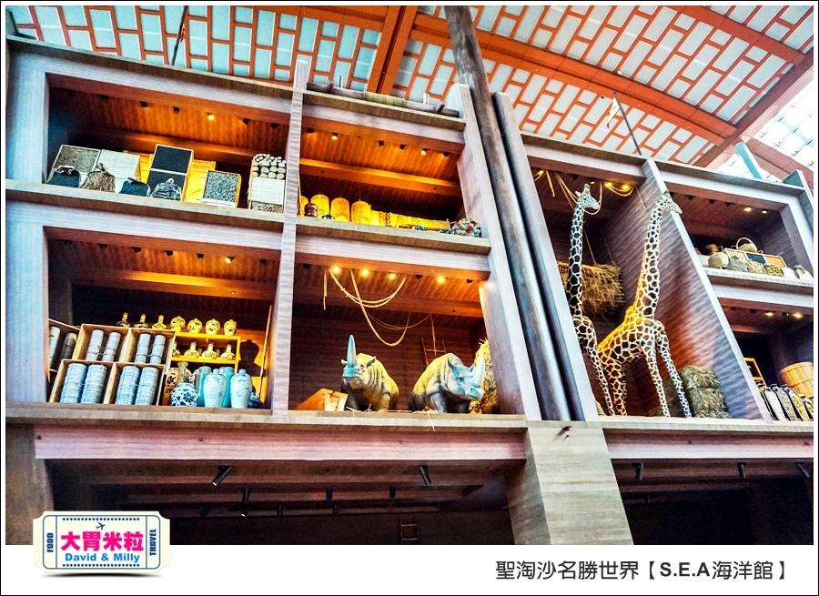 聖淘沙名勝世界必玩@SEA海洋館與海之味餐廳@大胃米粒001 (6).jpg