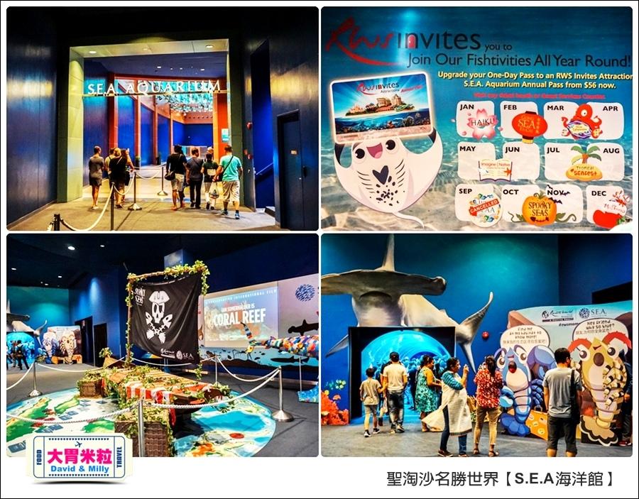 聖淘沙名勝世界必玩@SEA海洋館與海之味餐廳@大胃米粒001 (11).jpg
