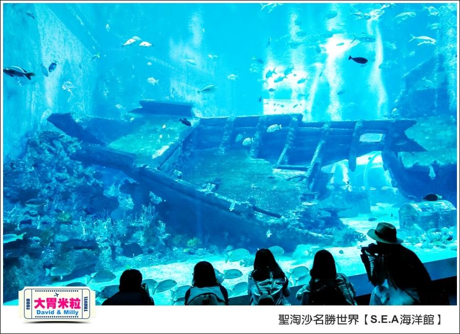 聖淘沙名勝世界必玩@SEA海洋館與海之味餐廳@大胃米粒001 (13).jpg