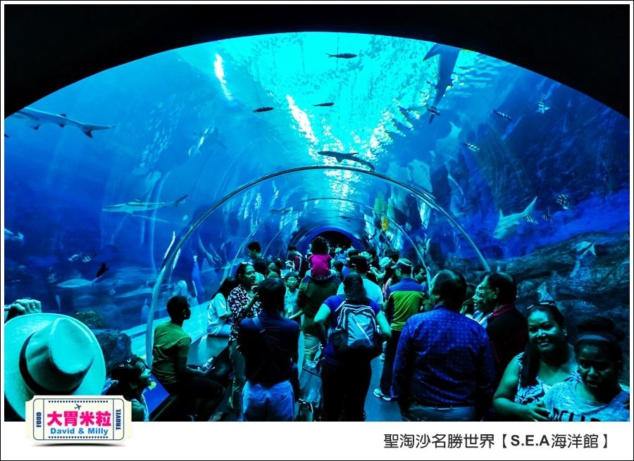 聖淘沙名勝世界必玩@SEA海洋館與海之味餐廳@大胃米粒001 (15).jpg