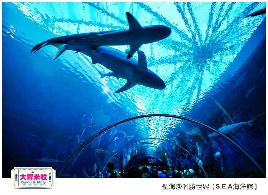 聖淘沙名勝世界必玩@SEA海洋館與海之味餐廳@大胃米粒001 (16).jpg
