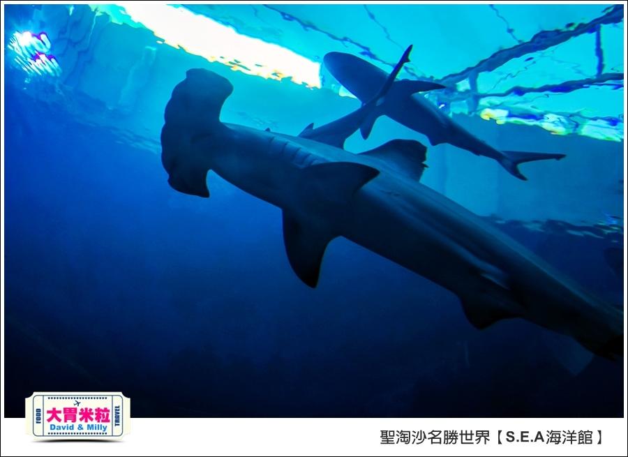聖淘沙名勝世界必玩@SEA海洋館與海之味餐廳@大胃米粒001 (17).jpg