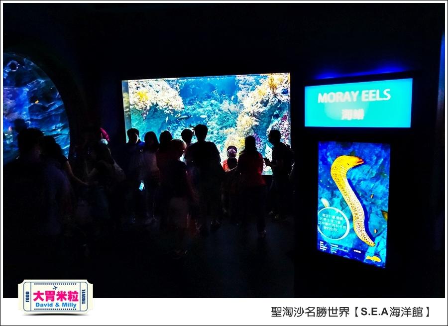 聖淘沙名勝世界必玩@SEA海洋館與海之味餐廳@大胃米粒001 (19).jpg