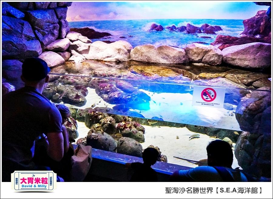 聖淘沙名勝世界必玩@SEA海洋館與海之味餐廳@大胃米粒001 (27).jpg