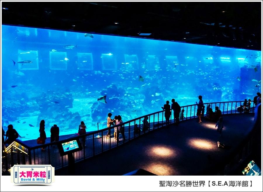 聖淘沙名勝世界必玩@SEA海洋館與海之味餐廳@大胃米粒001 (28).jpg