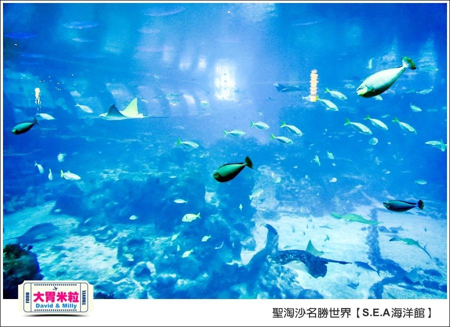 聖淘沙名勝世界必玩@SEA海洋館與海之味餐廳@大胃米粒001 (31).jpg