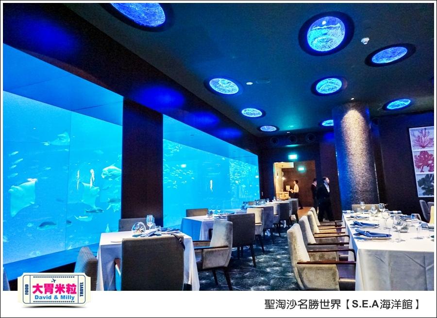 聖淘沙名勝世界必玩@SEA海洋館與海之味餐廳@大胃米粒001 (38).jpg