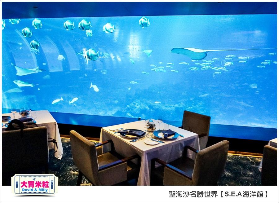 聖淘沙名勝世界必玩@SEA海洋館與海之味餐廳@大胃米粒001 (40).jpg