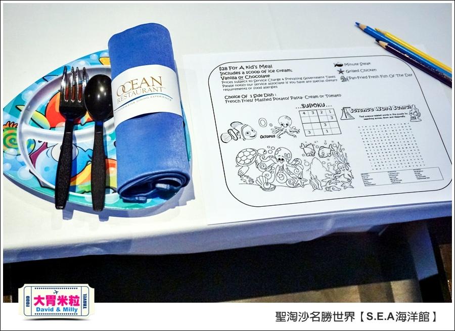 聖淘沙名勝世界必玩@SEA海洋館與海之味餐廳@大胃米粒001 (46).jpg