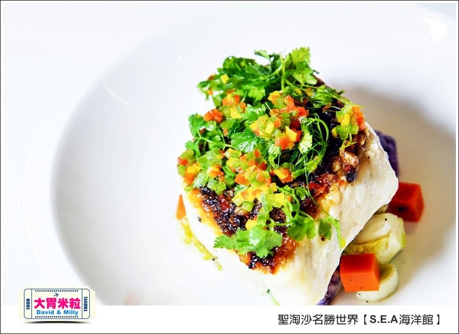 聖淘沙名勝世界必玩@SEA海洋館與海之味餐廳@大胃米粒001 (48).jpg