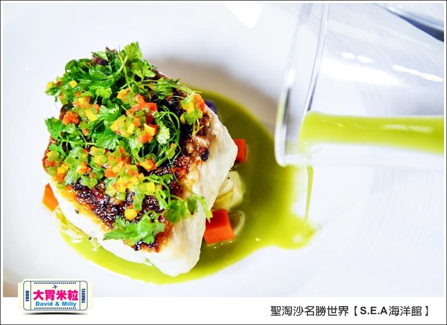 聖淘沙名勝世界必玩@SEA海洋館與海之味餐廳@大胃米粒001 (49).jpg