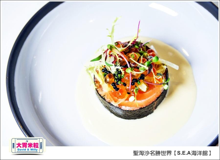 聖淘沙名勝世界必玩@SEA海洋館與海之味餐廳@大胃米粒001 (51).jpg
