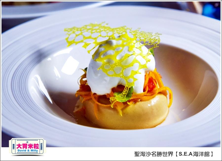 聖淘沙名勝世界必玩@SEA海洋館與海之味餐廳@大胃米粒001 (54).jpg