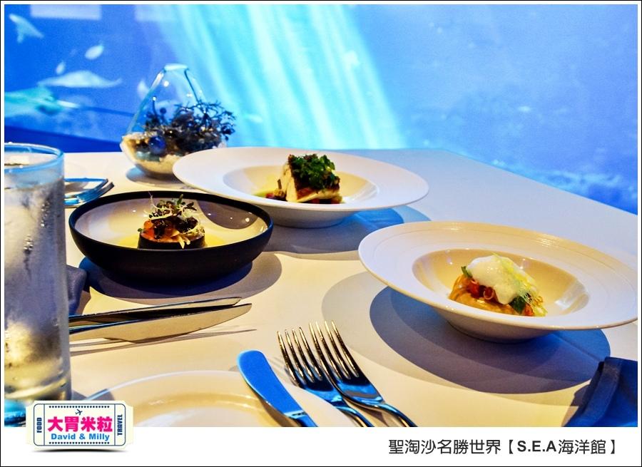 聖淘沙名勝世界必玩@SEA海洋館與海之味餐廳@大胃米粒001 (56).jpg