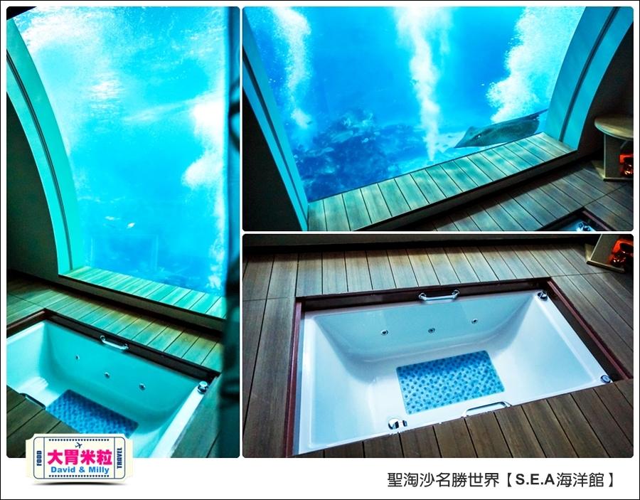 聖淘沙名勝世界必玩@SEA海洋館與海之味餐廳@大胃米粒001 (66).jpg