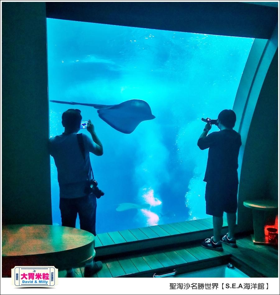 聖淘沙名勝世界必玩@SEA海洋館與海之味餐廳@大胃米粒001 (67).jpg