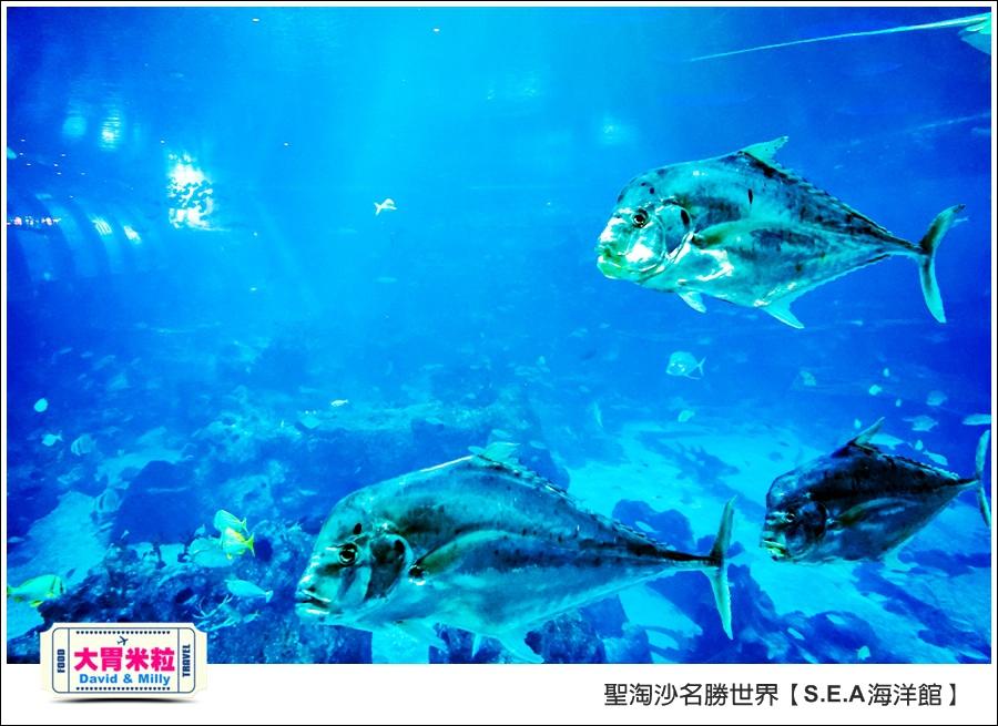 聖淘沙名勝世界必玩@SEA海洋館與海之味餐廳@大胃米粒001 (71).jpg