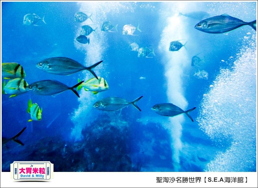 聖淘沙名勝世界必玩@SEA海洋館與海之味餐廳@大胃米粒001 (73).jpg