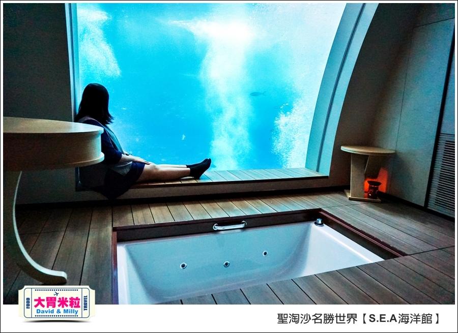聖淘沙名勝世界必玩@SEA海洋館與海之味餐廳@大胃米粒001 (75).jpg