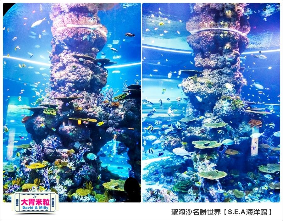 聖淘沙名勝世界必玩@SEA海洋館與海之味餐廳@大胃米粒001 (21).jpg