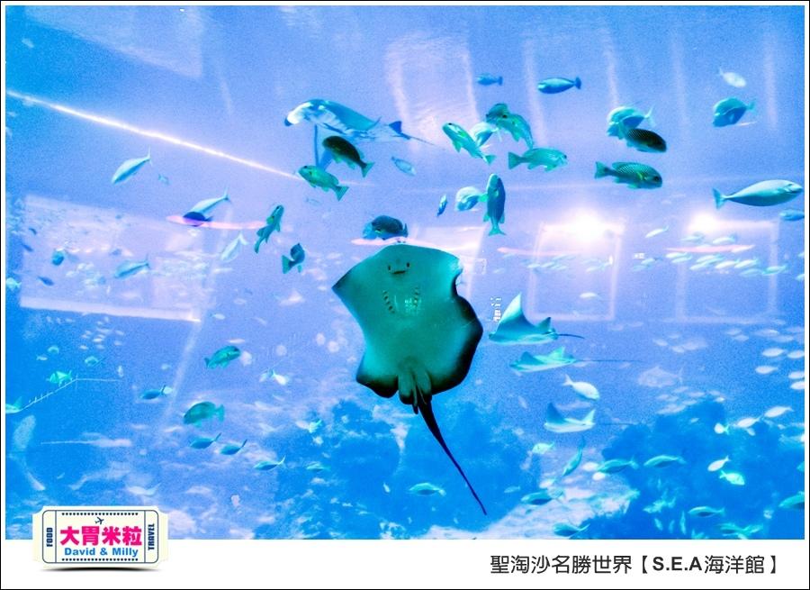 聖淘沙名勝世界必玩@SEA海洋館與海之味餐廳@大胃米粒001 (34).jpg