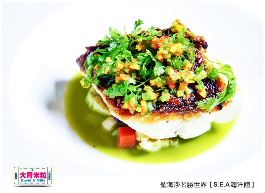 聖淘沙名勝世界必玩@SEA海洋館與海之味餐廳@大胃米粒001 (50).jpg