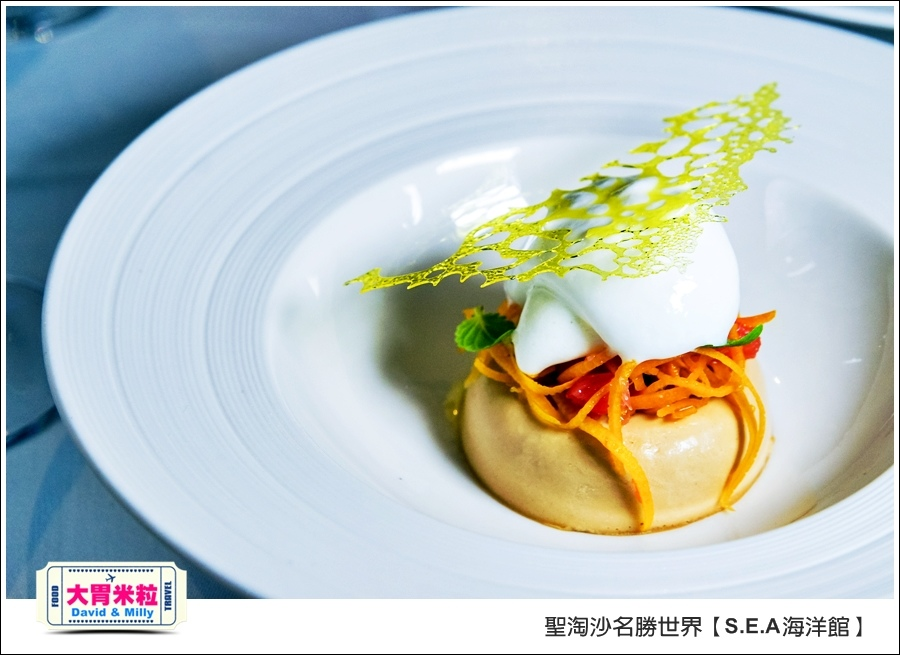 聖淘沙名勝世界必玩@SEA海洋館與海之味餐廳@大胃米粒001 (53).jpg