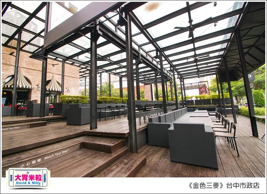 台中啤酒聚餐餐廳推薦@金色三麥台中市政店午餐180元@大胃米粒00007.jpg