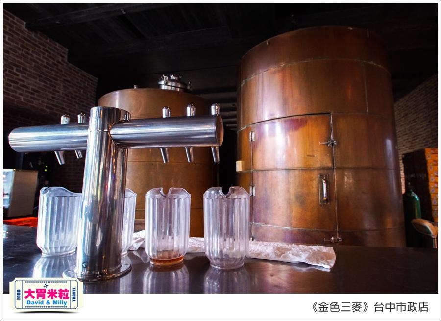 台中啤酒聚餐餐廳推薦@金色三麥台中市政店午餐180元@大胃米粒00010.jpg