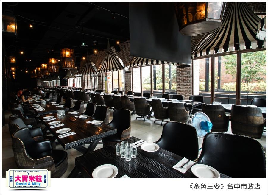 台中啤酒聚餐餐廳推薦@金色三麥台中市政店午餐180元@大胃米粒00015.jpg