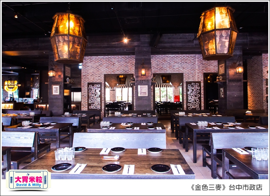 台中啤酒聚餐餐廳推薦@金色三麥台中市政店午餐180元@大胃米粒00013.jpg