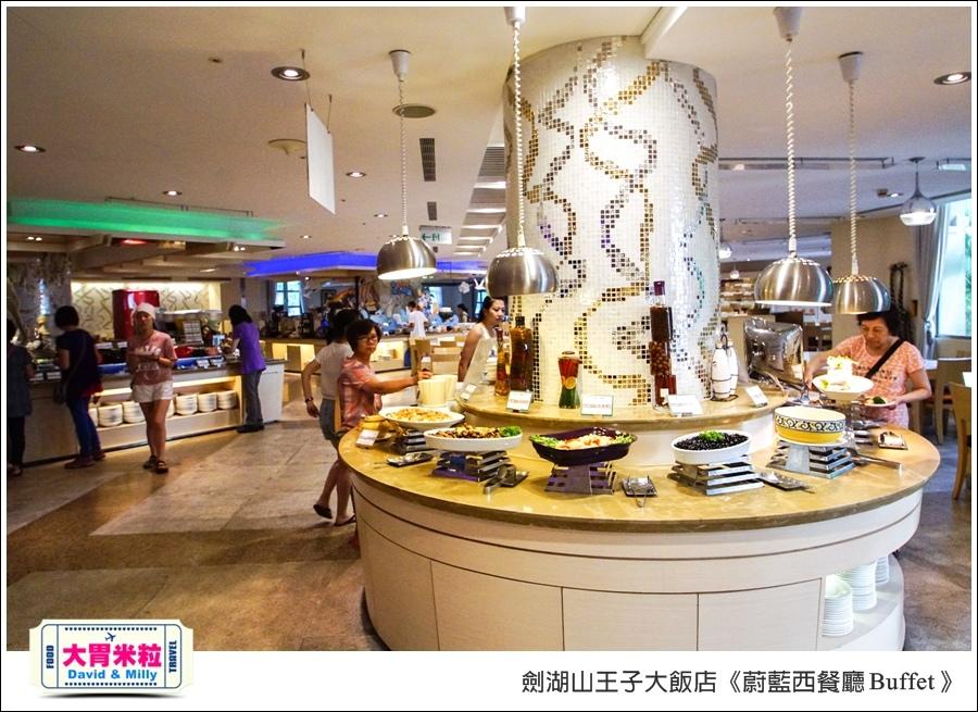 雲林吃到飽餐廳推薦@劍湖山王子大飯店-蔚藍西餐廳Buffet@大胃米粒0007.jpg