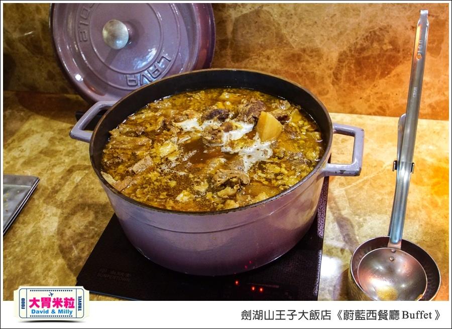 雲林吃到飽餐廳推薦@劍湖山王子大飯店-蔚藍西餐廳Buffet@大胃米粒0016.jpg