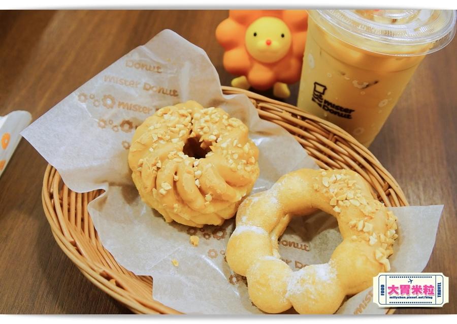 2016mister donut花生甜甜圈推薦-millychun0017.jpg