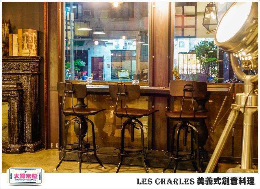 高雄Les Charles美義式餐廳@查爾斯廚房@大胃米粒0006.jpg