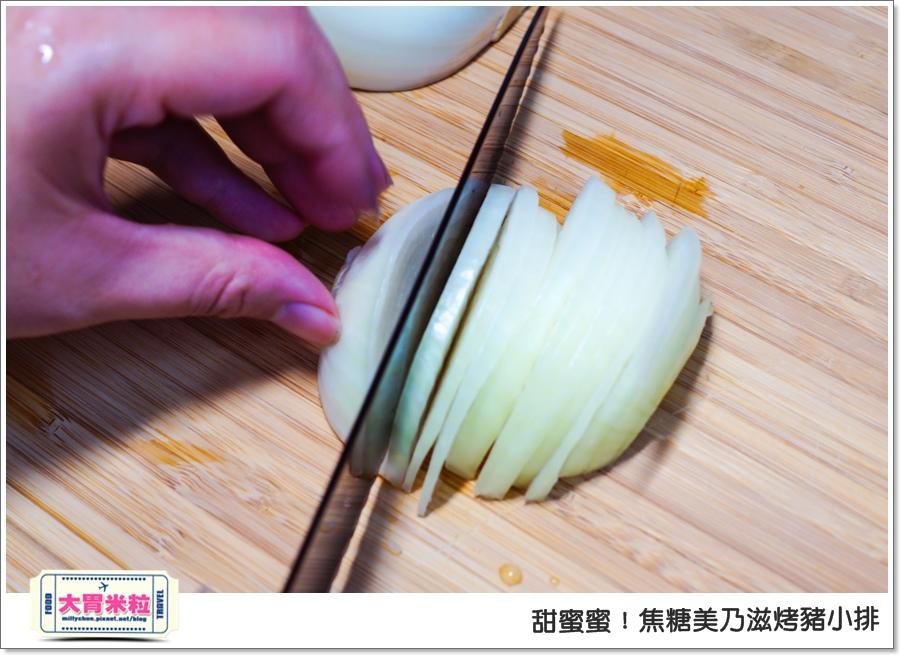 梅爾雷赫頂級初榨橄欖油食譜@焦糖美乃滋豬小排@大胃米粒00001.jpg