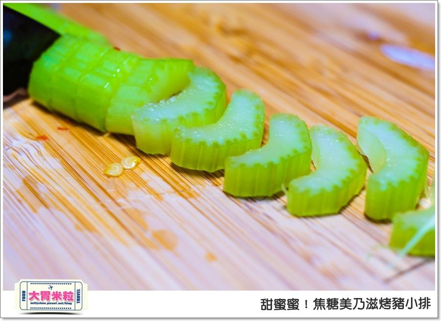 梅爾雷赫頂級初榨橄欖油食譜@焦糖美乃滋豬小排@大胃米粒00005.jpg